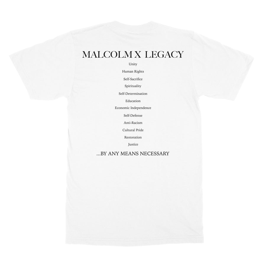Legacy Color Tee in White