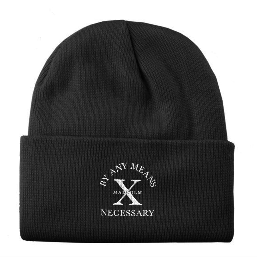 By Any Means Beanie in Black