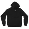 By Any Means Pullover Hoodie in Black
