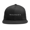 Written Snapback in Black