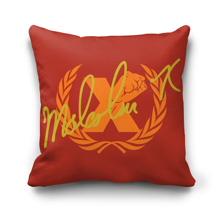 Signature Pillow in Red