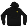 Small X Fist PO Hoodie In Black