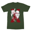 Stand for Something Tee in Forest Green