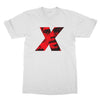 X Tee in White
