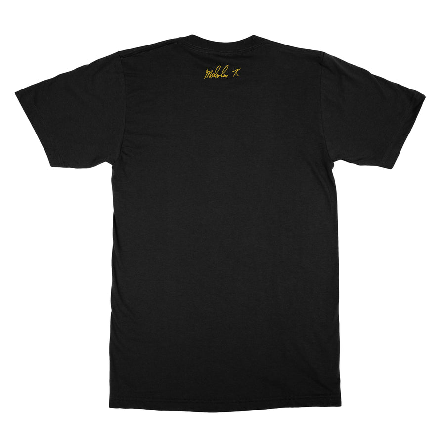 X Fist Tee In Black