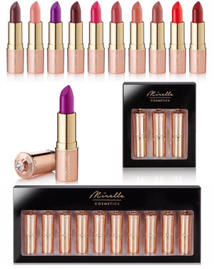 Mirelle Cosmetics Lipstick Collection Raffle