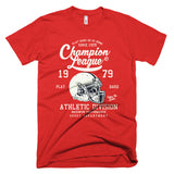 American Football Vintage T-Shirt Red