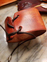 Endy style leather cuff
