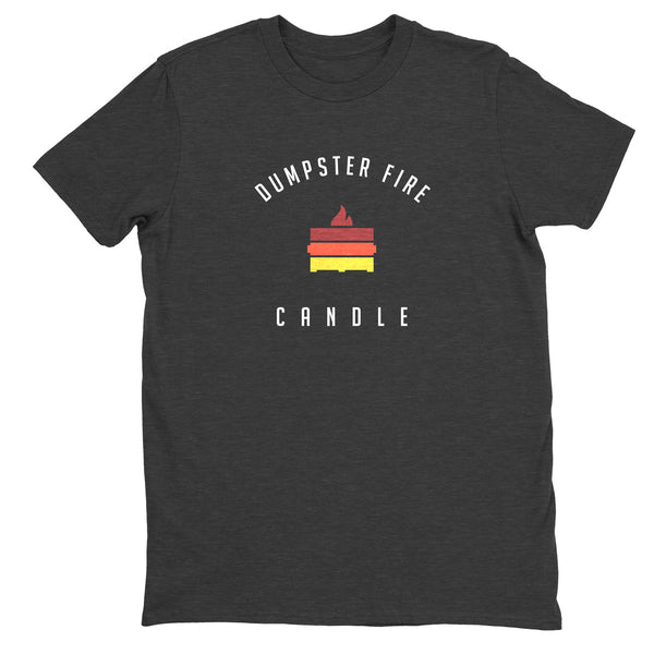 Cozy Comfy Dumpster Fire T-Shirt