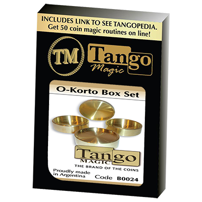 O-Korto Box Set by Tango - Trick (B0024)