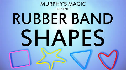 Rubber Band Shapes (triangle) - Trick