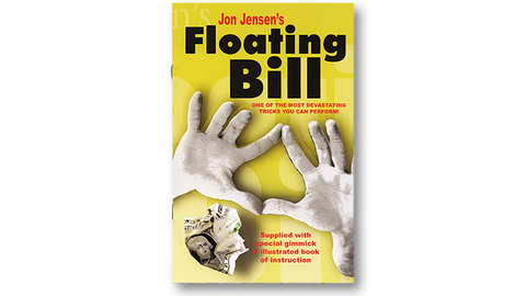 Floating Bill (With Gimmick) by Jon Jensen - Trick