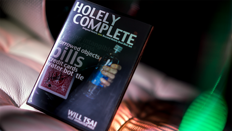 Holely Complete (Original + Beyond Holely) by Will Tsai and SansMinds - Tricks