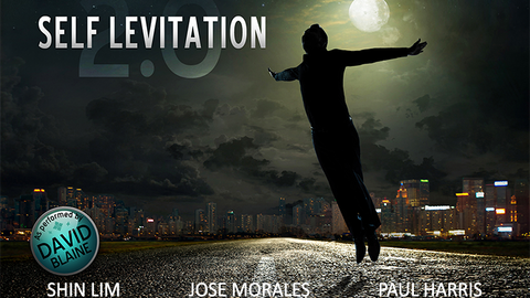 Self Levitation by Shin Lim, Jose Morales & Paul Harris - DVD