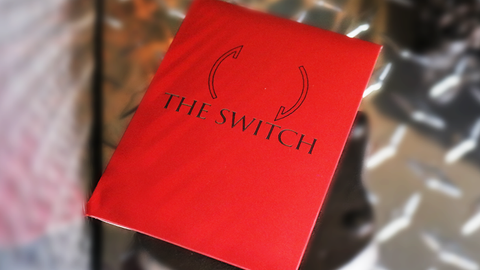 THE SWITCH (Gimmicks and Online Instructions) by Shin Lim