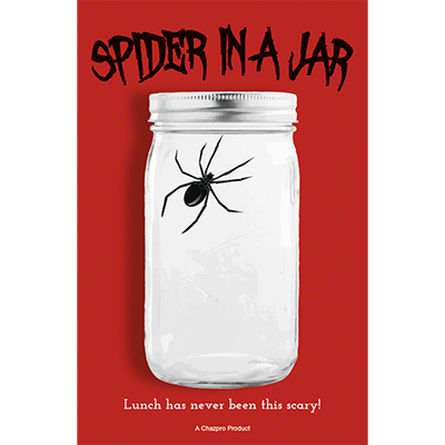Spider in a Jar by Chazpro Magic - Trick