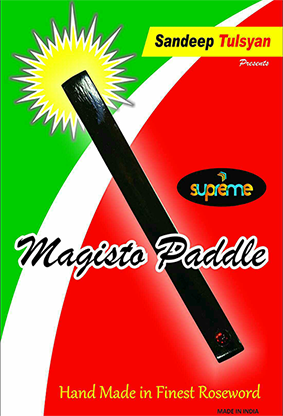 Magisto Paddle by Sandeep Tulsyan - Trick
