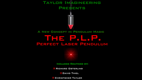 Perfect Laser Pendulum by Taylor Imagineering - Trick
