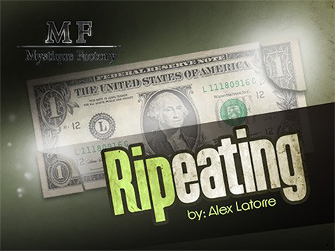 Ripeating by Alex Latorre - Tricks