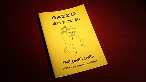 Read Between the Lines by Gazzo - Book