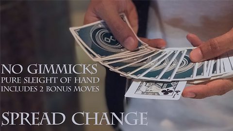 Spread Change by Magic Encarta video DOWNLOAD