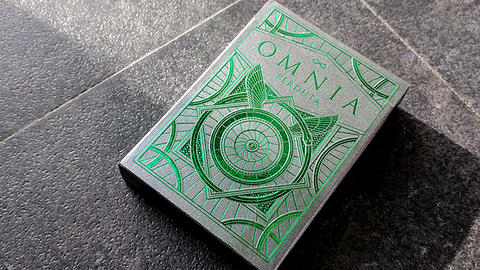 Omnia Perduta Playing Cards by Giovanni Meroni