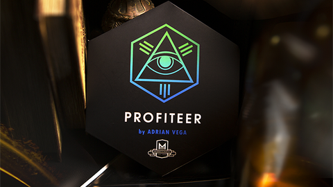 Profiteer (Gimmick and Online Instructions) by Adrian Vega