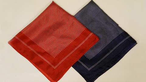 Syouma Silk (Red) by Tejinaya Magic - Trick
