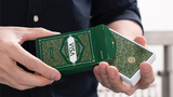 Visa Playing Cards (Green)