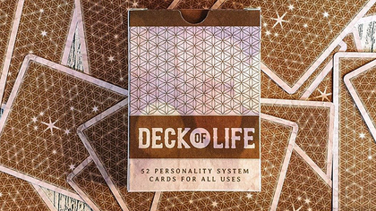 Identity Deck (Gimmick and Online Instructions) by Phill Smith