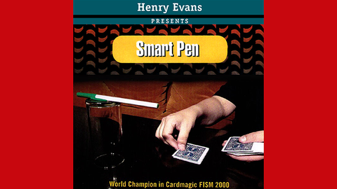 Smart Pen (Gimmicks and Online Instructions)