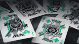 Empire Bloodlines (Emerald Green) Playing Cards