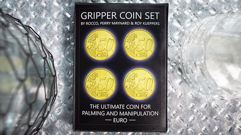 Gripper Coin Set by Rocco Silano