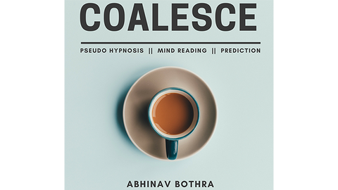 COALESCE by Abhinav Bothra eBook