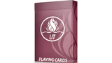 LIT Playing Cards by Michael McClure