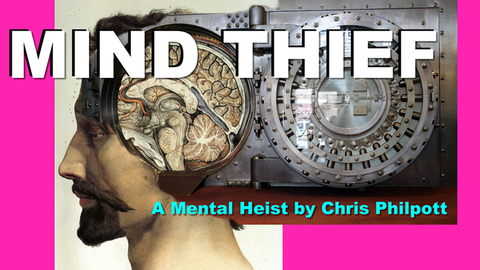 Mind Thief by Chris Philpott