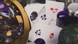 Purple FORMA Playing Cards