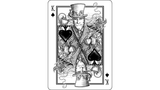Bicycle White Rabbit Playing Cards