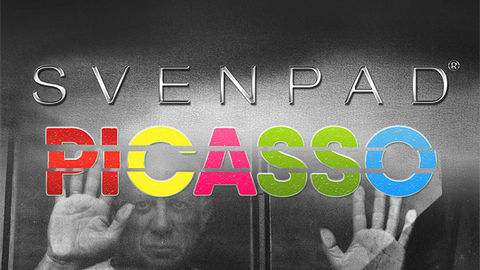 SvenPad® Picasso: Large Solid (No Sections)