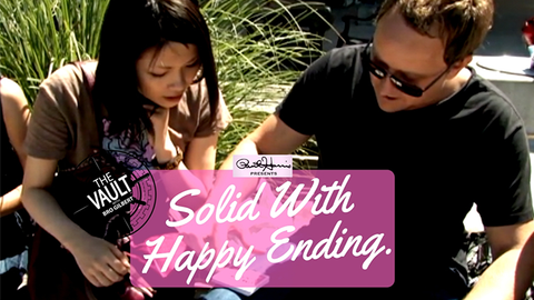 The Vault - Solid With Happy Ending by Paul Harris video DOWNLOAD