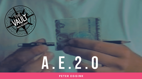 The Vault - A.E.2.0 by Peter Eggink video DOWNLOAD