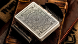 Black Hudson Playing Cards by theory11