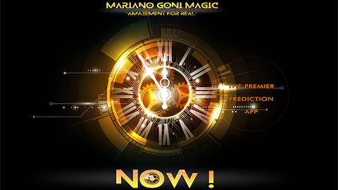 NOW! (Gimmicks and Online Instructions) by Mariano Goni Magic