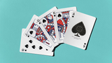 Stay Playing Cards by Patrick Kun