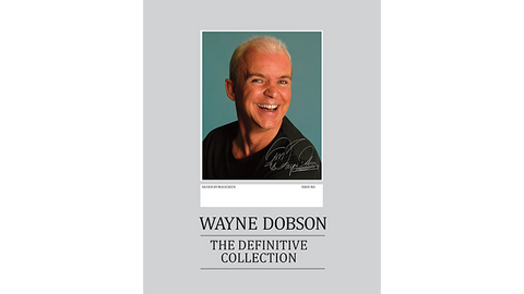 Wayne Dobson - The Definitive Collection eBook DOWNLOAD