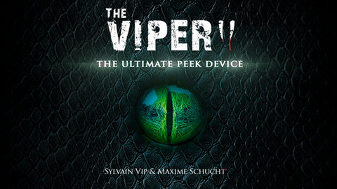 Marchand de Trucs & Mindbox Presents The Viper Wallet (Gimmicks and Online Instructions) by Marchand de Trucs
