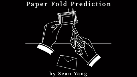Paper Fold Prediction by Sean Yang