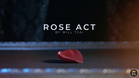 Visual Matrix AKA Rose Act The Prestige (Gimmick and Online Instructions) by Will Tsai and SansMinds