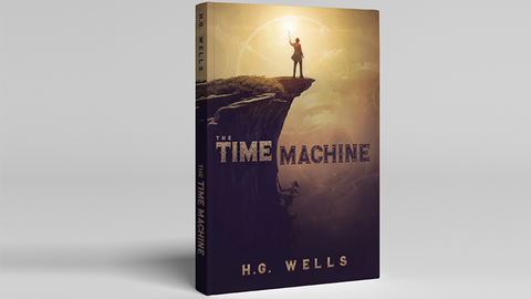 Time Machine Book Test (Gimmick and Online Instructions) by Josh Zandman