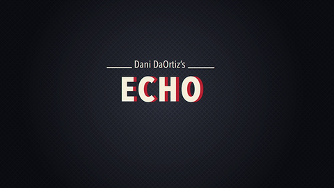 Echo: Dani's 3rd Weapon by Dani DaOrtiz - video Download